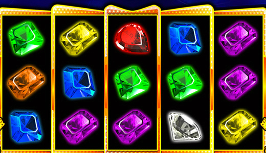 Gemstone Jackpot Screenshot