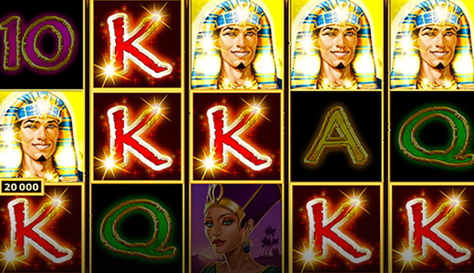 Gold of Egypt Screenshot
