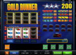 Gold Runner Paytable