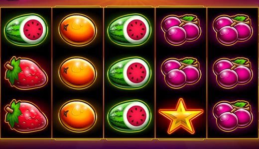 Gold Star Fruits™ Screenshot