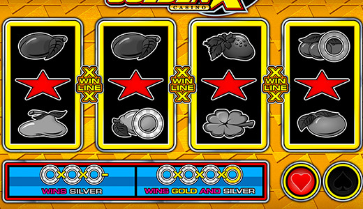 Golden X™ Casino Screenshot