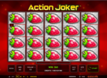 Highroller Action Joker Paytable