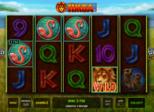 Highroller African Simba™  Paytable