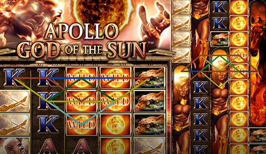 Highroller Apollo God of The Sun™ Screenshot