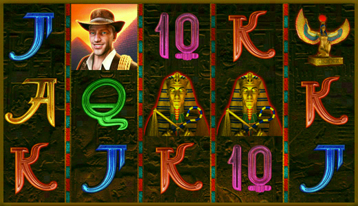 Highroller Book of Ra™ deluxe Screenshot
