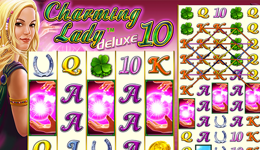 Highroller Charming Lady deluxe 10™ Screenshot