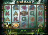 Highroller Gorilla™ Paytable