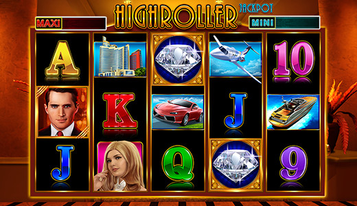 Highroller™ Jackpot Screenshot