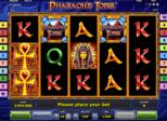 Highroller Pharaoh's Tomb™ Paytable