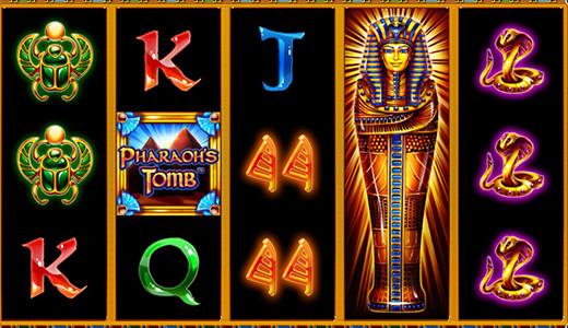 Highroller Pharaoh's Tomb™ Screenshot