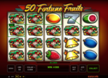 Highroller 50 Fortune Fruits Lines