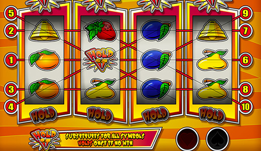Hold it Casino™ Screenshot