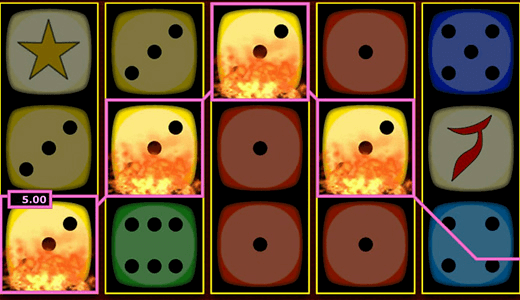 Hot Cubes Screenshot
