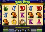 Hypno-Hippo Paytable