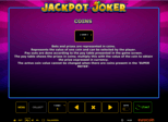 Jackpot Joker™  Paytable