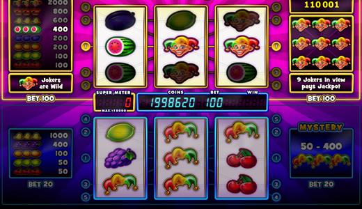 Jackpot Joker Screenshot