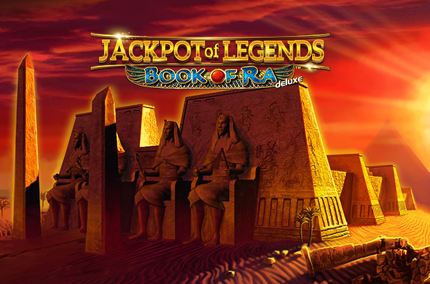 Jackpot of Legends - Book of Ra™ deluxe