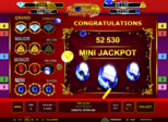 Jackpot of Legends: Sizzling Hot™ deluxe Lines