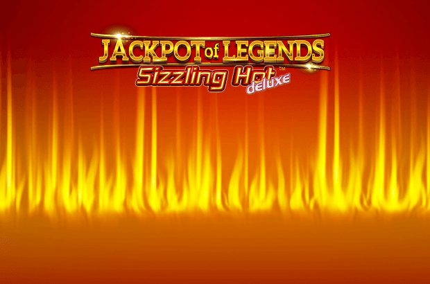 Jackpot of Legends: Sizzling Hot™ deluxe