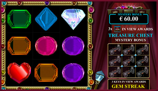 Jewel Action Screenshot