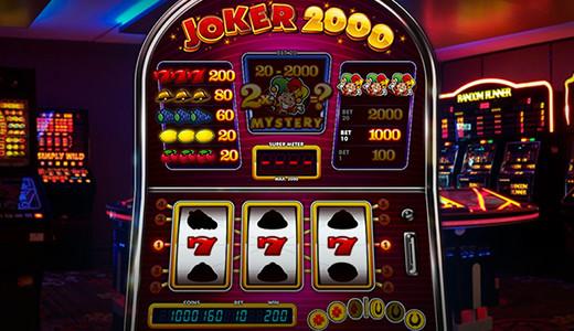Joker 2000 Screenshot