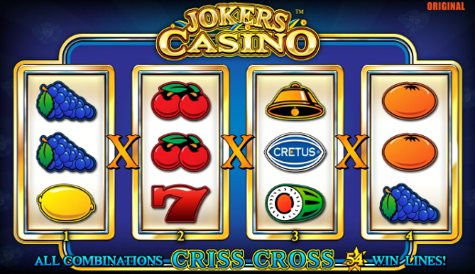 Jokers Casino™ Screenshot
