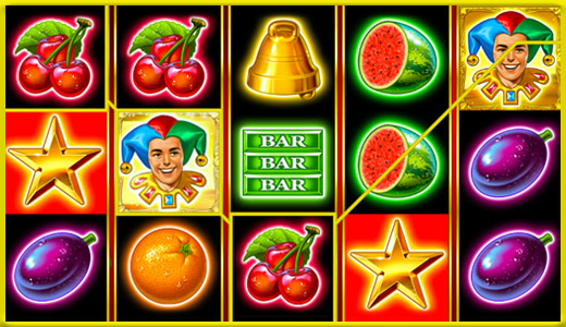 Jolly Fruits Screenshot