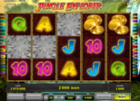 Jungle Explorer Paytable