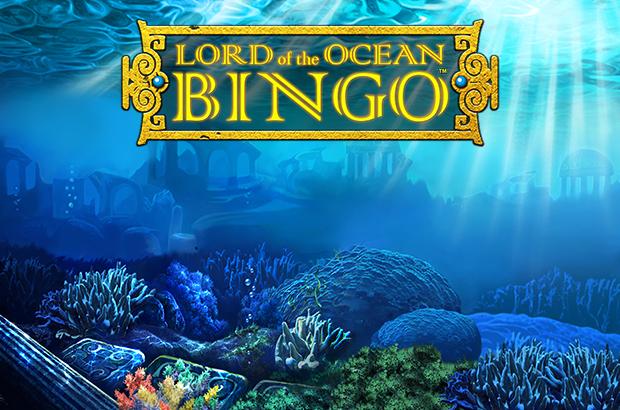 Lord of the Ocean™ Bingo