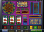 Magic Circle Paytable