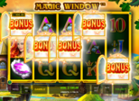 Magic Window™ Paytable