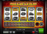 Mega Slam Casino Paytable
