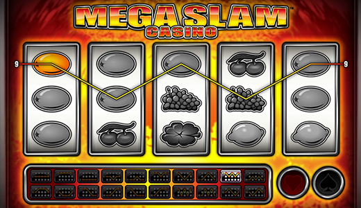 Mega Slam Casino Screenshot