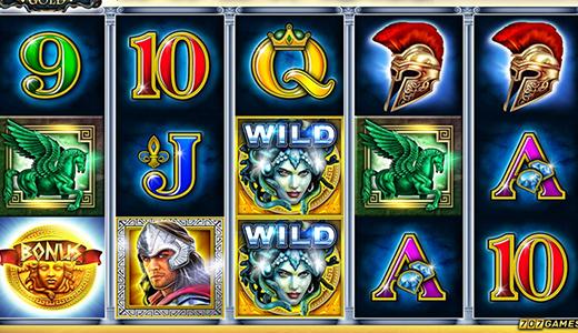 Myth of Medusa™ Gold Screenshot