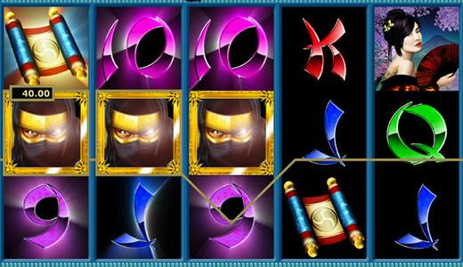 Ninja's Path™ Screenshot