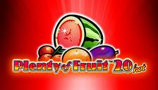 Plenty of Fruit™ 20 hot