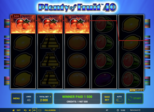 Plenty of Fruit™ 40 Paytable