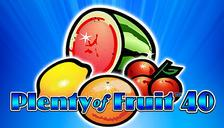 Plenty of Fruit™ 40