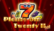 Plenty on Twenty™ II hot