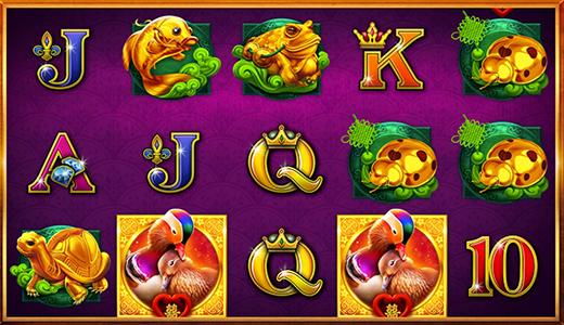 Power Prizes™ - Eternal Mandarin Ducks™ Screenshot