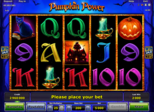 Pumpkin Power™ Paytable