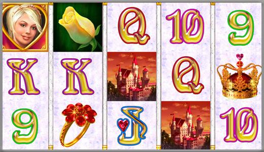 Queen of Hearts™ deluxe Screenshot
