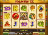 Ramsés II Paytable