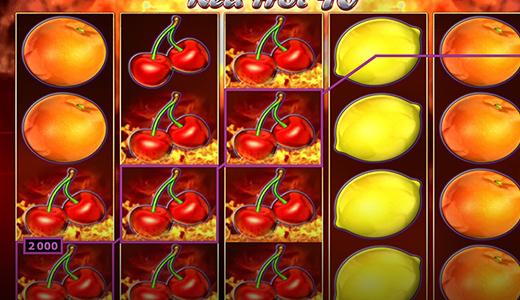 Red Hot 40 Screenshot