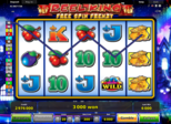 Reel King™ Free Spin Frenzy Paytable