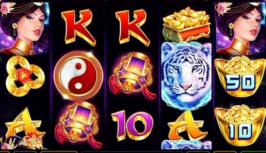 Rising Tiger - Shēng qǐ de Lǎohǔ™ Screenshot