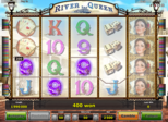 River Queen™ Paytable