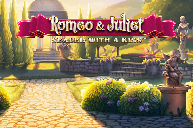 Romeo & Juliet – Sealed with a Kiss™