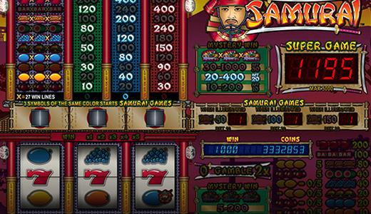 Samurai™  Screenshot