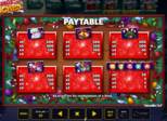 Santa's Riches™  Paytable